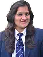 Deepali Manwani, MBA