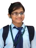 Heena Lodha, B.Tech CSE