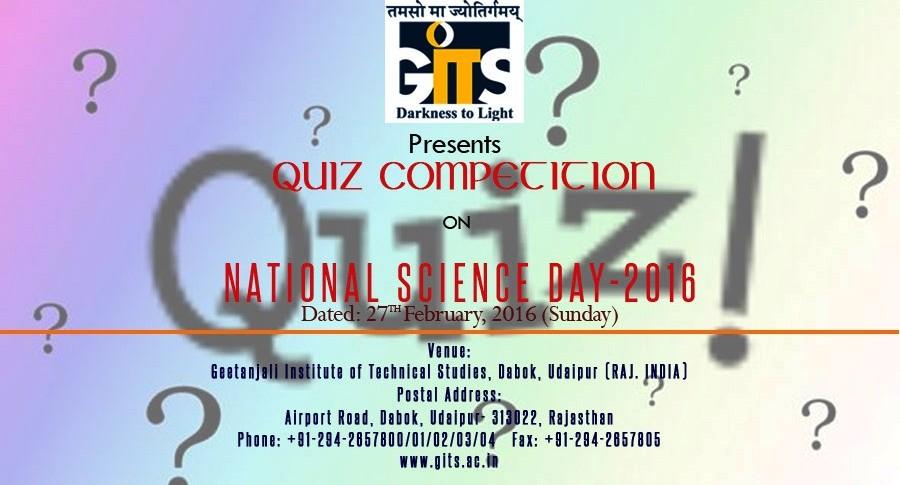 Quiz Event