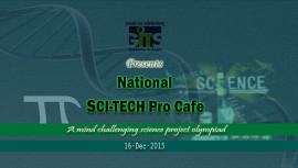 Sci-Tech Pro Cafe