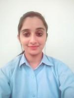 Divya Sharma, B.Tech ECE