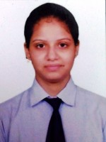 Tanushree Chittora, B.Tech EE