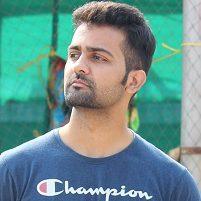 Rusabh Patel