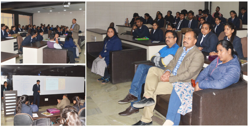EXTENSION LECTURE ON KEY TO BE A SUCCESSFUL ENTREPRENEUR